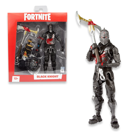 Black Knight Figure - Single