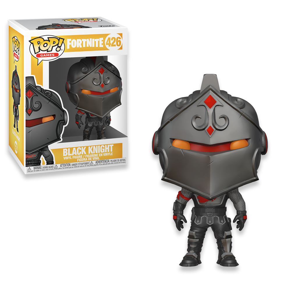POP Games: Fortnite - Black Knight