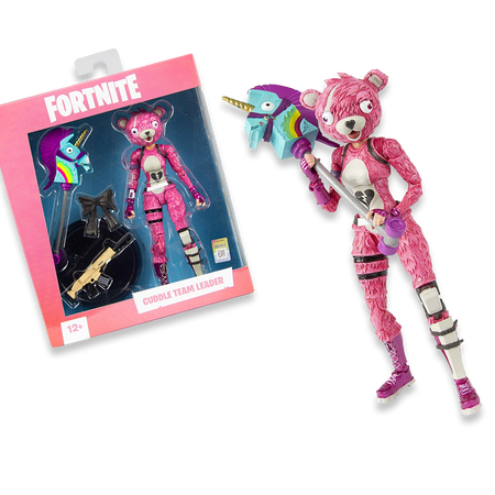 Cuddle Team Leader Figure - Single