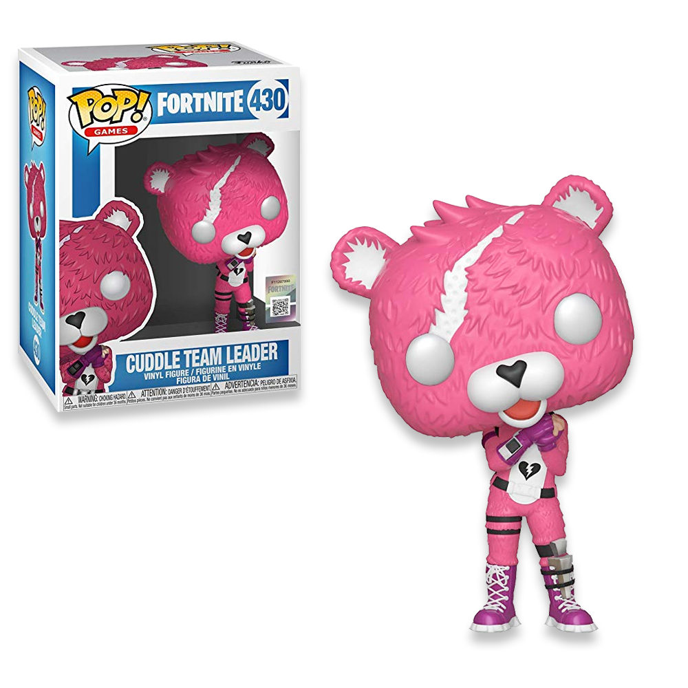POP! Games: Fortnite S1 - Cuddle Team Leader