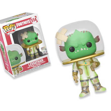 POP! Games: Leviathan