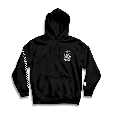 NEFF Party All Nite Fleece – Black