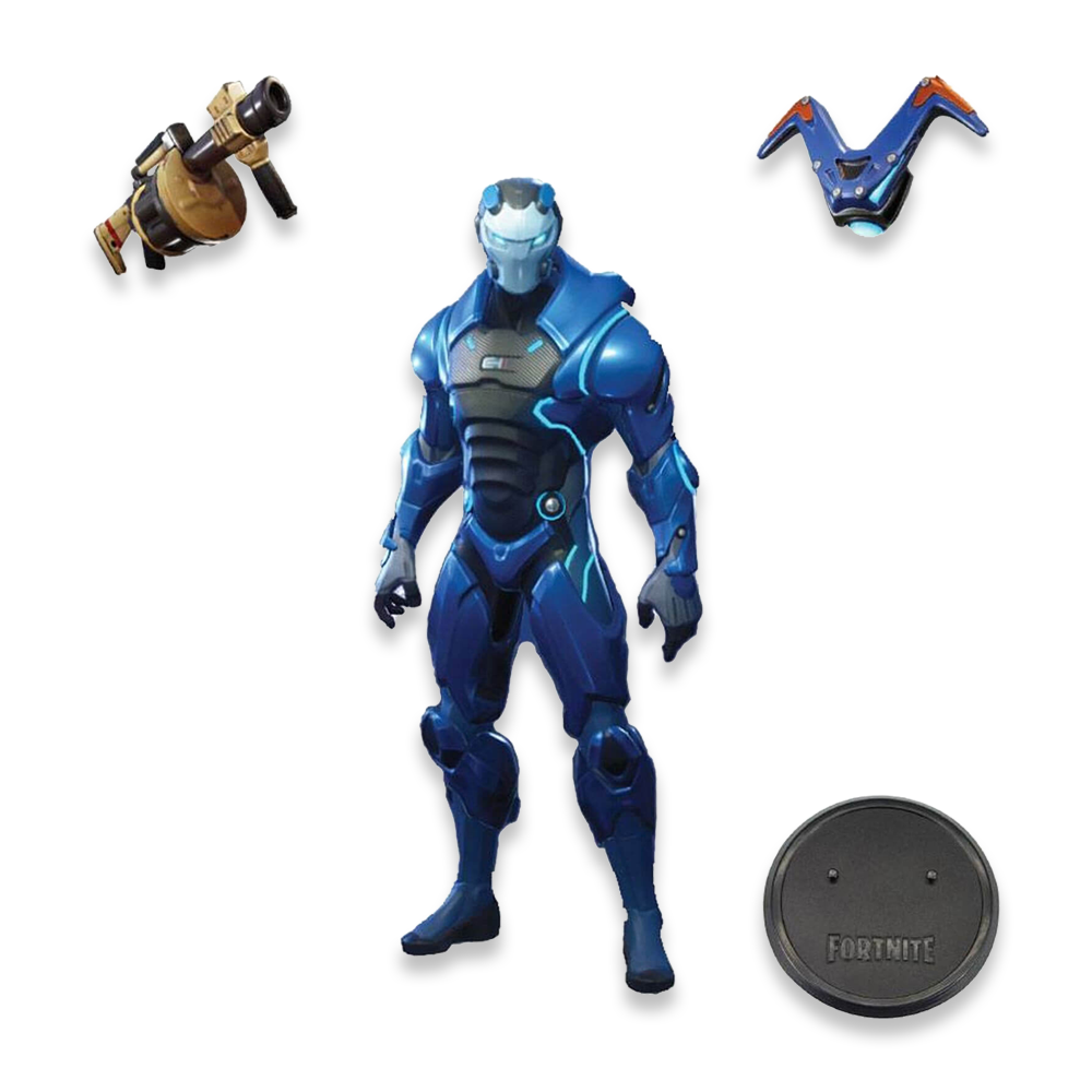 Carbide Figure - Single
