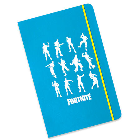 Fortnite Hardcover Ruled Journal