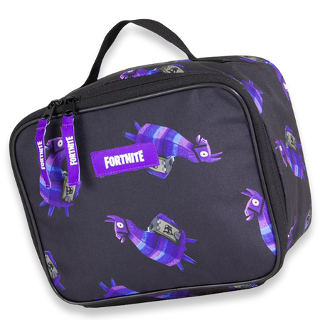 Fortnite Amplify Lunchkit - Black Combo