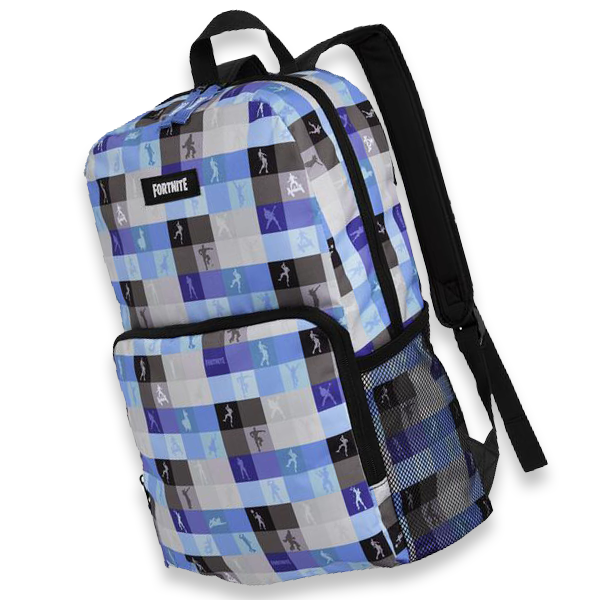 Fortnite Amplify Backpack - Blue/Black