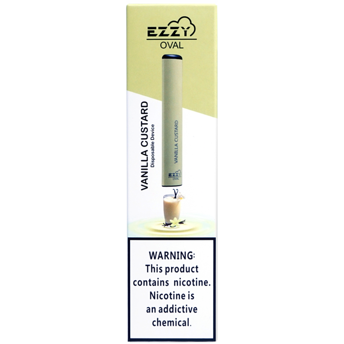 EZZY OVAL Disposable Vape