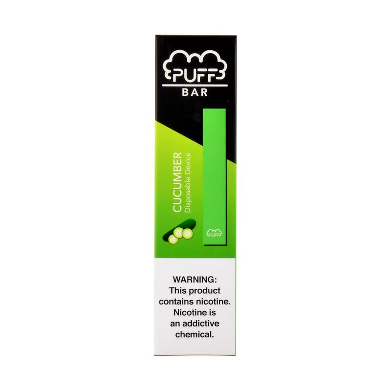 Puff Bar Disposable Device