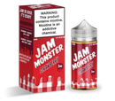 Jam Monster Vape Juice strawberry flavor
