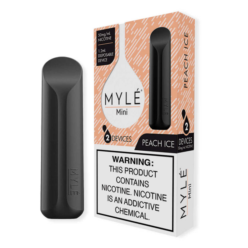 peach ice Disposable Vape Device