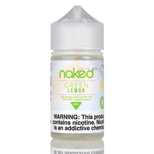 green lemon Naked 100