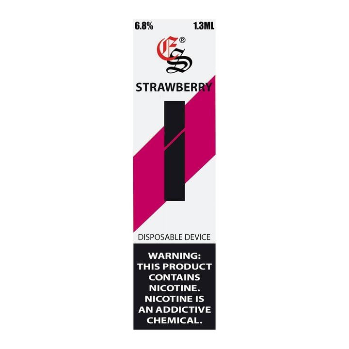 disposable Vape Stick strawberry flavor