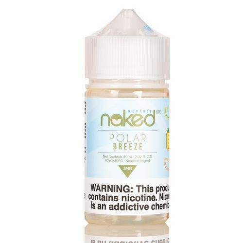 polar breeze naked 100 vape juice