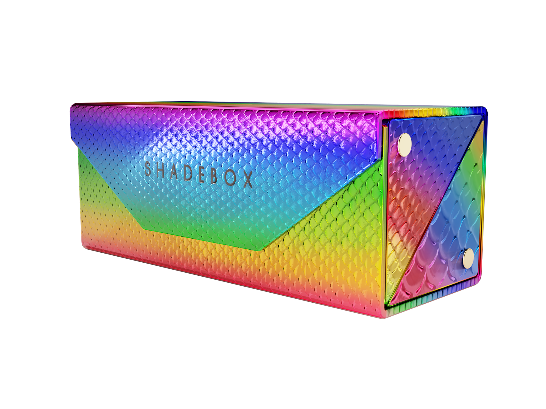 Fold Up Case 2 Piezas - Rainbow