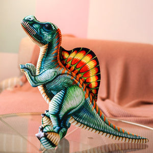 Dinosaur stuffed animal