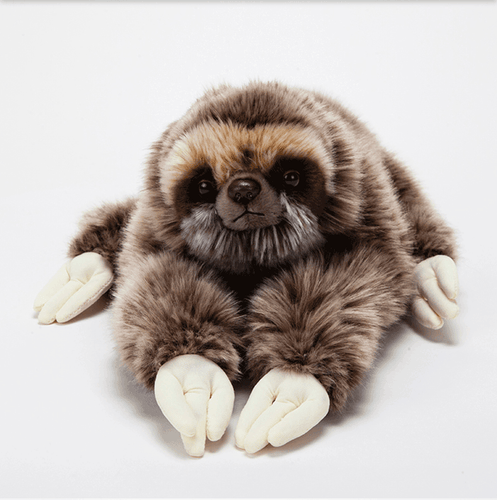 Soft plush sloth stuffed animal(L 28cm/11