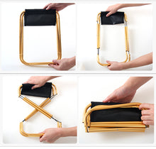 Pocket foldable chair