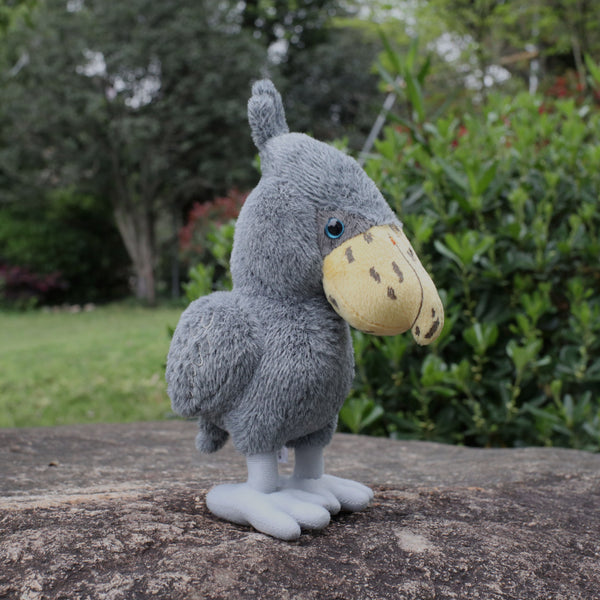shoebill plush toy