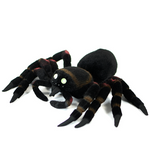 Load image into Gallery viewer, Black spider plush