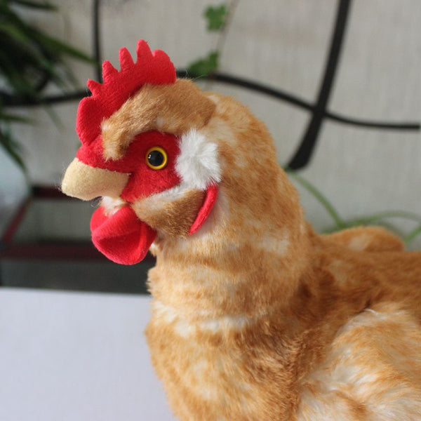Rooster stuffed animal