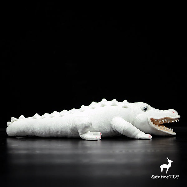 White alligator plush 50cm(20in)