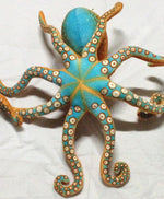 Load image into Gallery viewer, Realistic big octopus plush