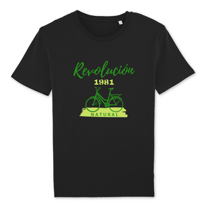 Camiseta negra Bike 81