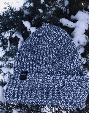 Beanie hat - Heather Grey