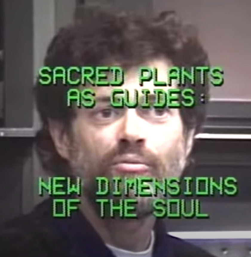 SACRED PLANTS AS GUIDES