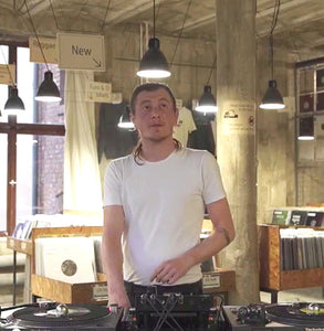 HARDWAX CREW LIVE IN-STORE DJ STREAM