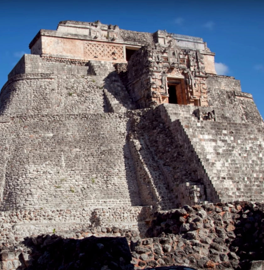 LOST CIVILIZATIONS - THE MAYANS