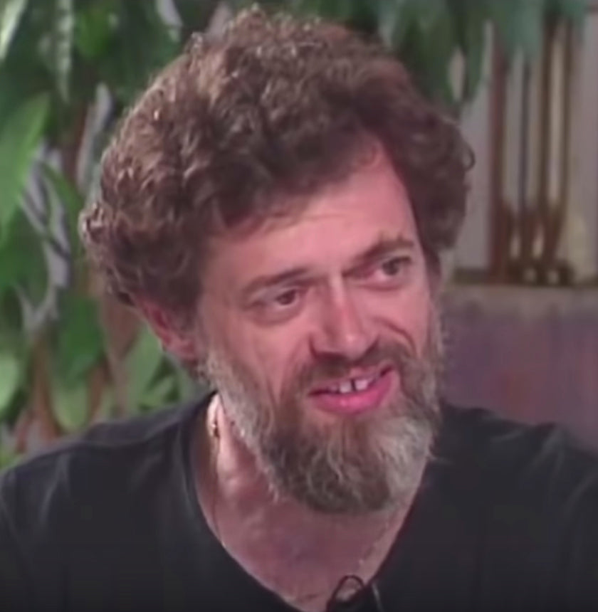 TERENCE MCKENNA & ANNE ARMSTRONG