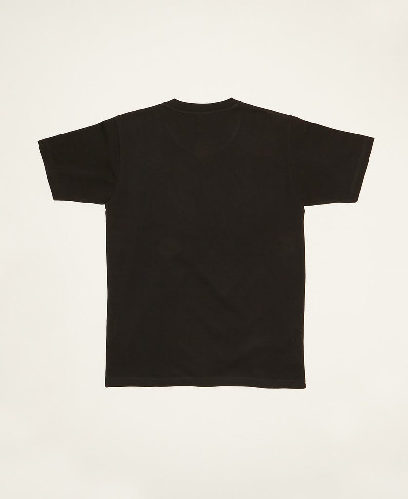 Megalithic TV SS Tee - Washed Black