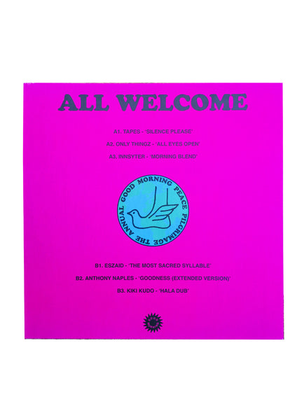 GMV04 VARIOUS - ALL WELCOME 12""