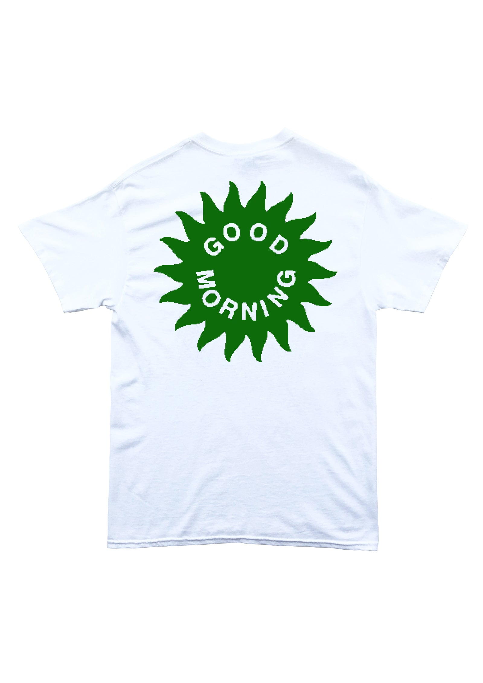 DANCE WITH THE PLANTS SS TEE - WHITE