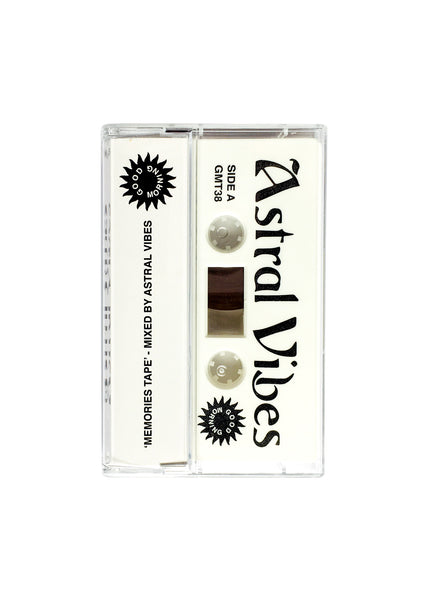 GMT38 ASTRAL VIBES - MEMORIES TAPE