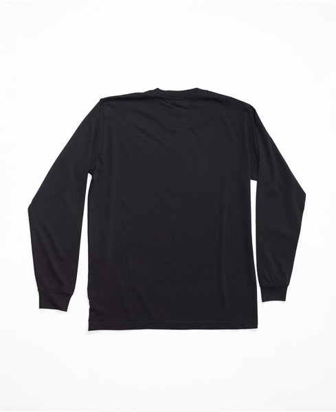 Lilith LS Tee - Washed black