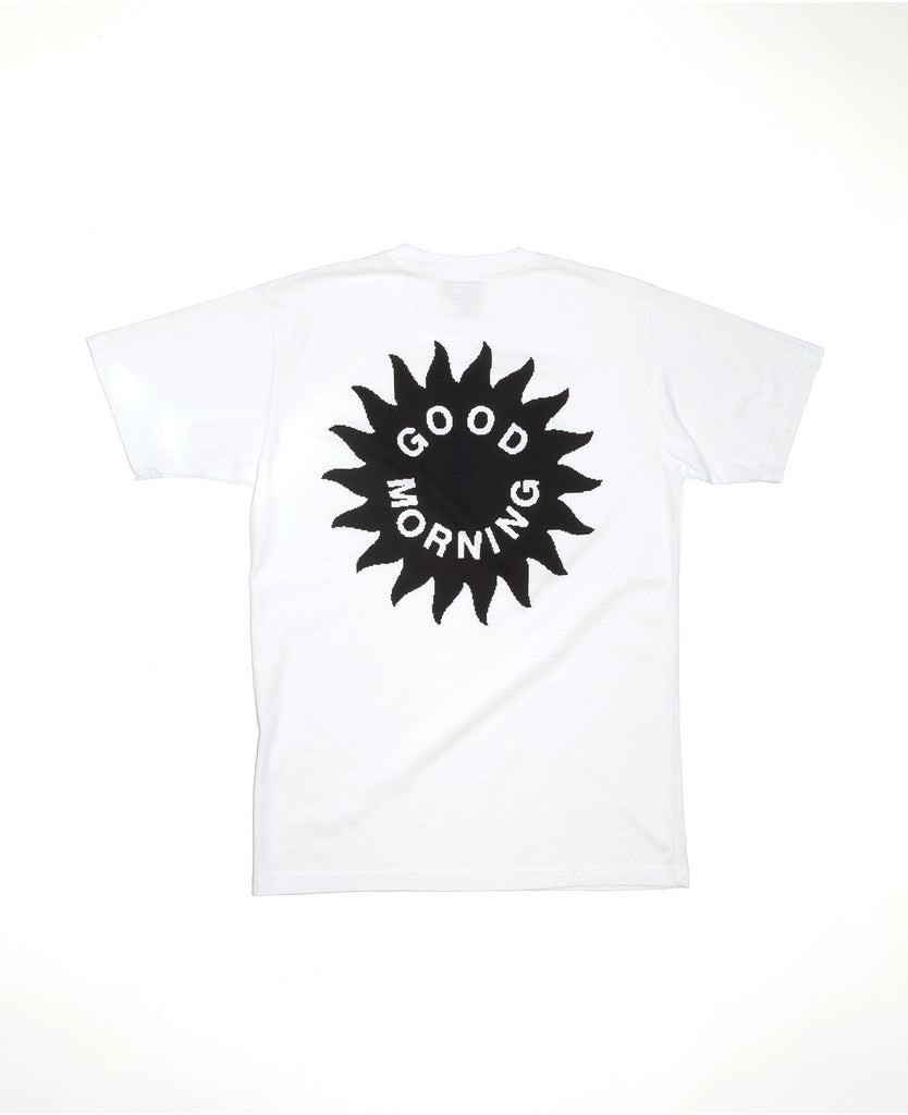 Ancient Wisdom SS Tee - White