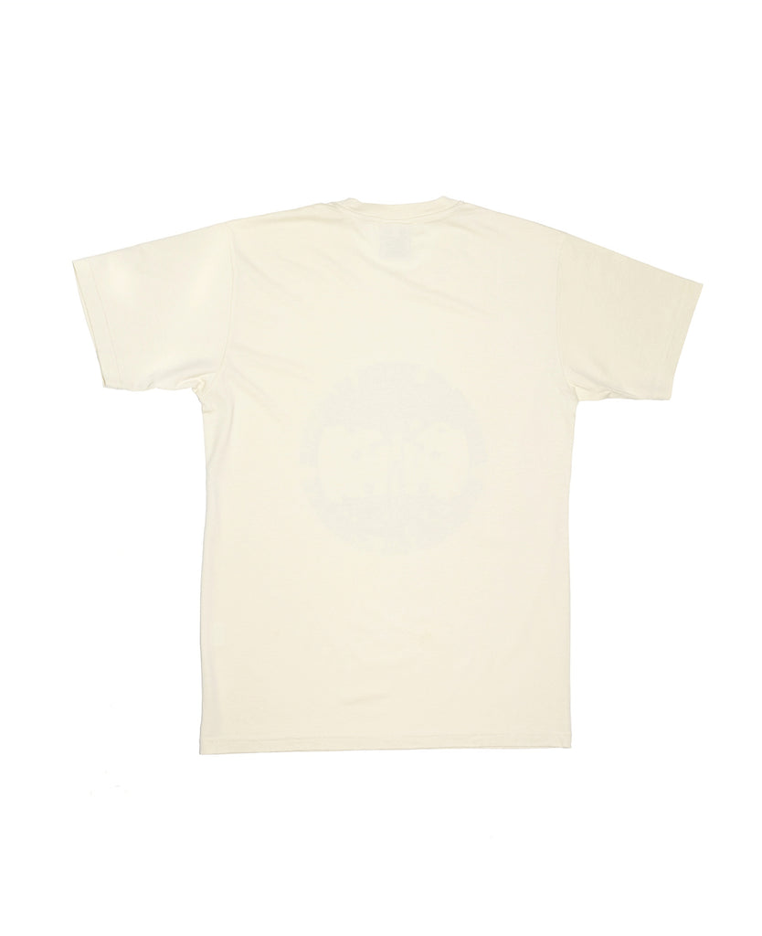 Connect With Nature SS Tee - Natural