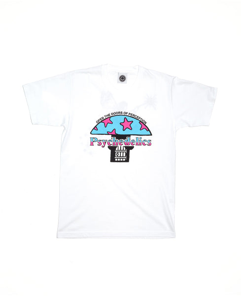 Doors of Perception SS Tee - White
