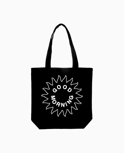 Miracle Healing Power Totebag - Black