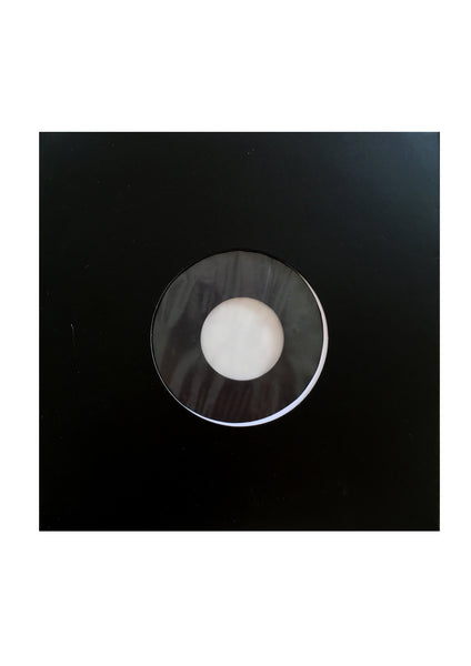 "TAPES - SILENCE PLEASE 7"" DUBPLATE"