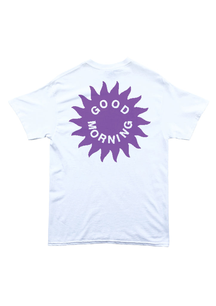 TRANSMISSION SS TEE - WHITE