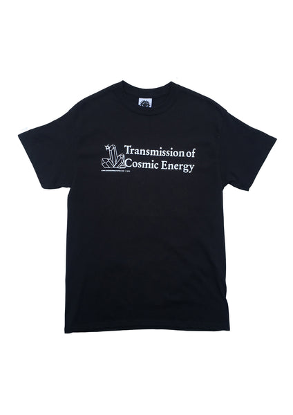 TRANSMISSION SS TEE - BLACK