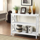 Hall Side Table Hallway Console Entry Desk Stand Wooden Entryway White - Afterpay - Zip Pay - Free Shipping - Dodosales -