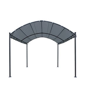 4 x 3M Gazebo Party Wedding Event Marquee Tent Shade Canopy Grey