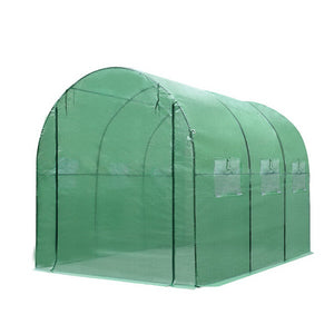 Walk In Dome Greenhouse Shade Green House Planting Room Seedling 3M
