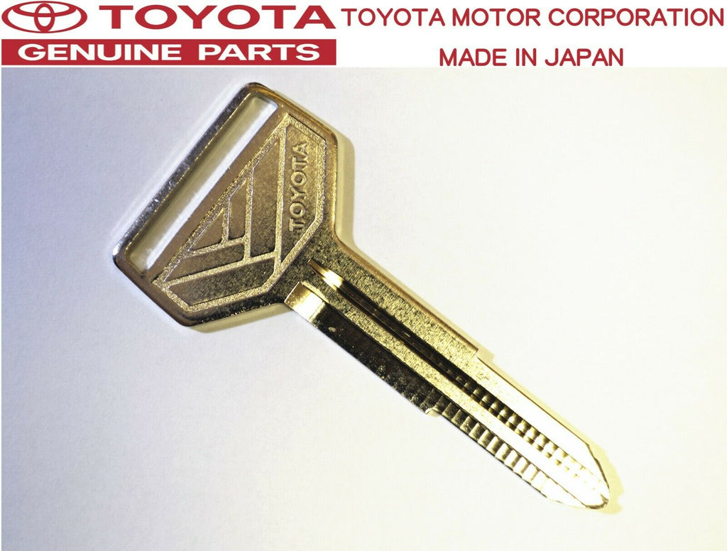 SILVER TOP #1  FJ80  OEM TOYOTA Key Bank        Fits    1990 / 01 - 1998 / 01