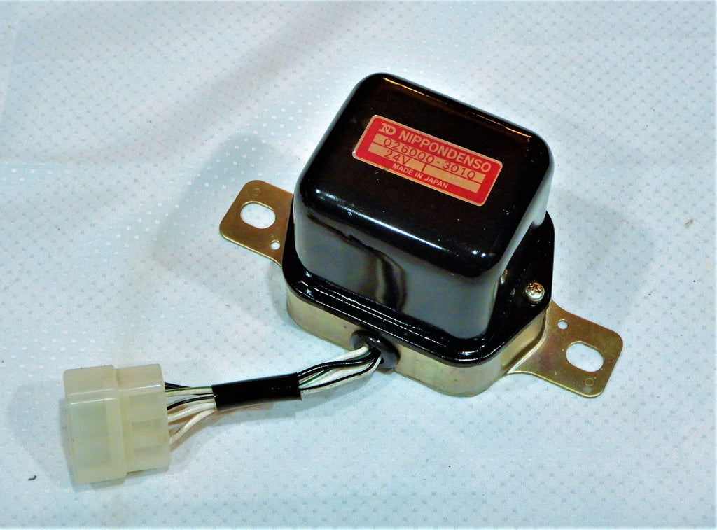 NOS / NEW  24V 24v Voltage Regulator External Mount Style NipponDenso  BJ40 NJ42 BJ44 BJ46 HJ 60 sereis