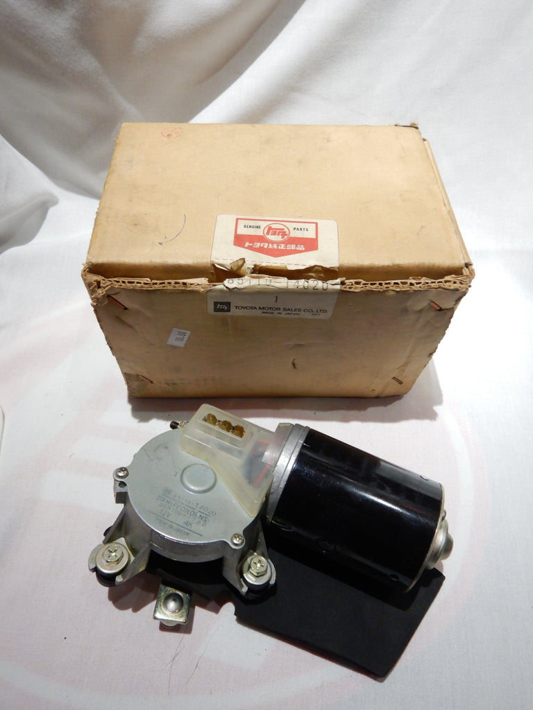 NOS OEM Windshield Wiper Motor 85110-14020